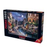 1000 Parça Puzzle : Venedik Sokakları II