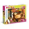 24 Parça Maxi Puzzle : Masha and the Bear 1