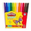 Play Doh Keçeli Kalem 12 Renk