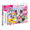 104 Parça Puzzle : Glitter Minnie Happy Helpers