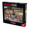 500 Parça Puzzle : Garaj