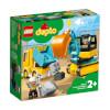 LEGO DUPLO Town Kamyon ve Paletli Kazıcı 10931