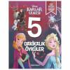 Disney Frozen 5 Dakikalık Öyküler