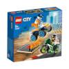 LEGO City Nitro Wheels Gösteri Ekibi 60255