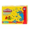 Play Doh 8 Renk Pastel Boya