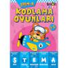 STEM-A Kodlama Oyunları 5-6 Yaş
