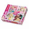 24 + 35 + 54 + 70 Parça Puzzle : Barbie