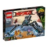 LEGO Ninjago Su Gezgini 70611