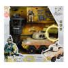Sesli ve Işıklı Soldier Force Zırhlı Askeri Araç Oyun Seti
