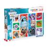 24 Parça Maxi Puzzle : Puppy Dog Pals