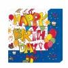 Happy Birthday 20'li Peçete