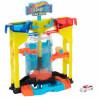 Hot Wheels Oto Yıkamada Renk Değiştirme Oyun Seti GRW37