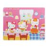 36 Parça Puzzle : Hello Kitty Yemekte