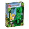 LEGO Minecraft BigFig Creeper ve Oselo 21156
