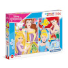 104 Parça Puzzle : Disney Prensesler 27146