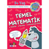 Çıkartmalı Temel Matematik - İlkokul Eğlenceli Matematik