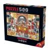 500 Parça Puzzle : Şef Kool Kat