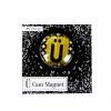 Ü Harfi Cam Magnet