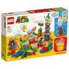 LEGO Super Mario Usta Maceracı Yapım Seti 71380