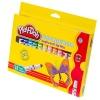 Play Doh Jumbo Keçeli Kalem 12 Renk