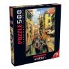 500 Parça Puzzle : Venedikte Pazar
