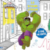 Marvel Super Hero Adventures Hulk İlk Boyama Kitabım