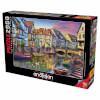 2000 Parça Puzzle : Colmar Kanalı