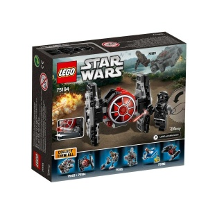 LEGO Star Wars First Order Tie Fighter Mikro Savaşçı 75194