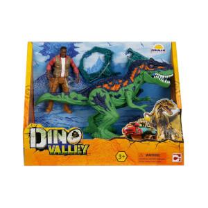 Dino Valley Figürlü Oyun Seti