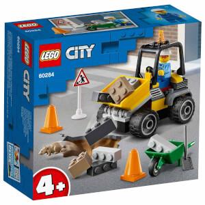 LEGO City Great Vehicles Yol Çalışması Aracı 60284