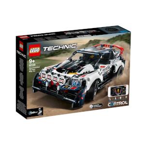 LEGO Technic Uygulama Kumandalı Top Gear Ralli Arabası 42109