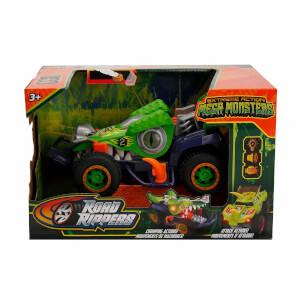 Road Rippers Sesli Ve Işıklı Extreme Action Mega Monsters Araba 19 cm.