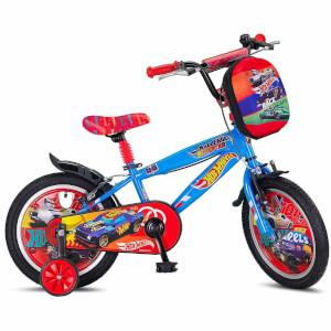 Hot Wheels Bisiklet 16 Jant
