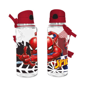 Spiderman Şeffaf Matara 500 ml. 44125