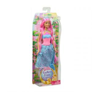 Barbie Uzun Saçlı Prensesler