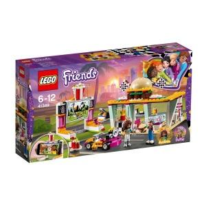 LEGO Friends Arabaya Servisli Restoran 41349