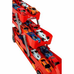 Maxx Wheels Araba Fırlatıcılı 3 Katlı Transporter Tır 45 cm.