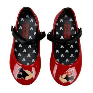 Minnie Mouse Babet Kırmızı