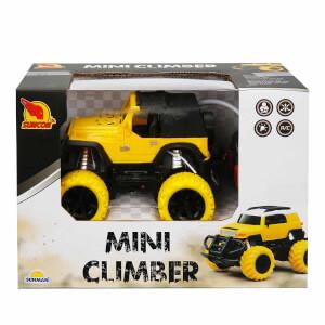 1:43 Uzaktan Kumandalı Işıklı Mini Jeep 12 cm.