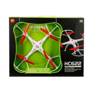 Uzaktan Kumandalı HC622 Drone 4 Kanal 2.4 GHz