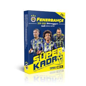 Fenerbahçe 2019-2020 Süper Kadro İmzalı Taraftar Kartları