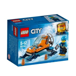 LEGO City Arctic Expedition Kızaklı Kutup Motosikleti 60190