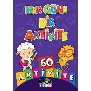 Her Güne Bir Aktivite Kitabı - 60 Aktivite