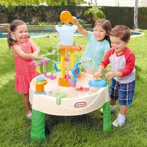 Little Tikes Fıskiye Fabrikası Su Masası 642296E3