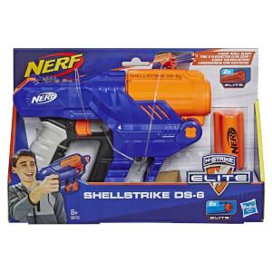 Nerf Elite Shellstrike DS-6 E6170