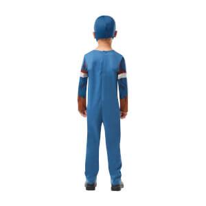 Captain America Kostüm M Beden