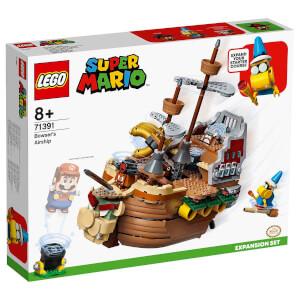 LEGO Super Mario Bowser'ın Zeplini Ek Macera Seti 71391