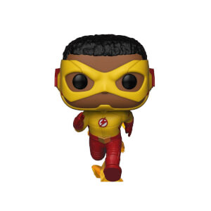 Funko Pop The Flash: Kid Flash Figür