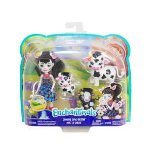 Enchantimals Aile Serileri Oyun Seti GJX43