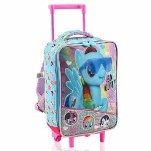 My Little Pony Çekçekli Anaokul Çantası 5219